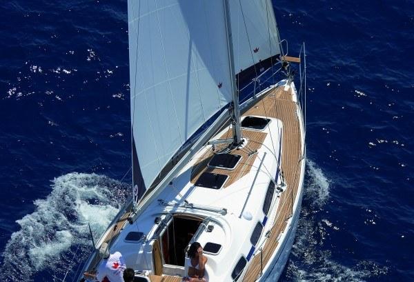Bavaria 31 Cruiser - bovenaanzicht