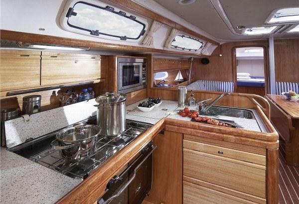 Bav 38C-keuken