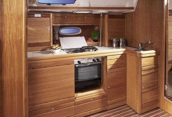 Bav 39C-keuken