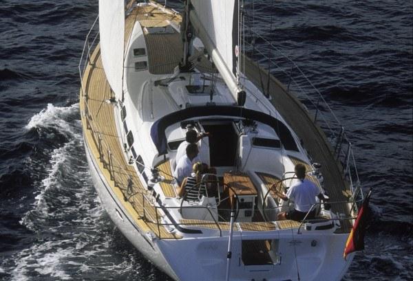 Bavaria 46 Cruiser - achteraanzicht
