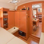 Bavaria 36 Cruiser - tweepersoonshut voor in de punt