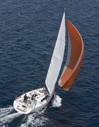 Beneteau Oceanis 31 - boven aanzicht