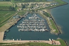 haven 2005 St. Annaland  luchtfoto2